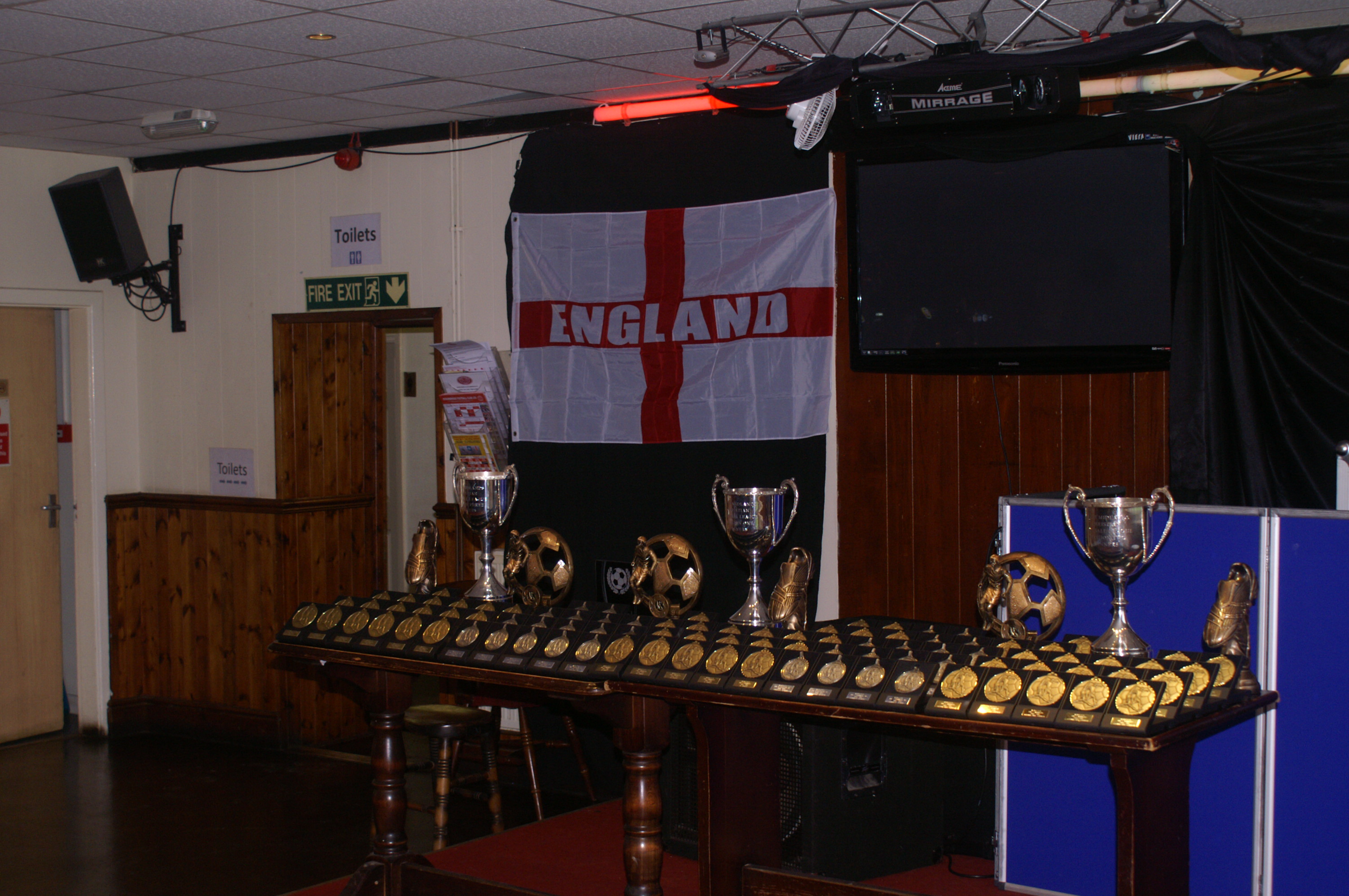 League Presentation 2014