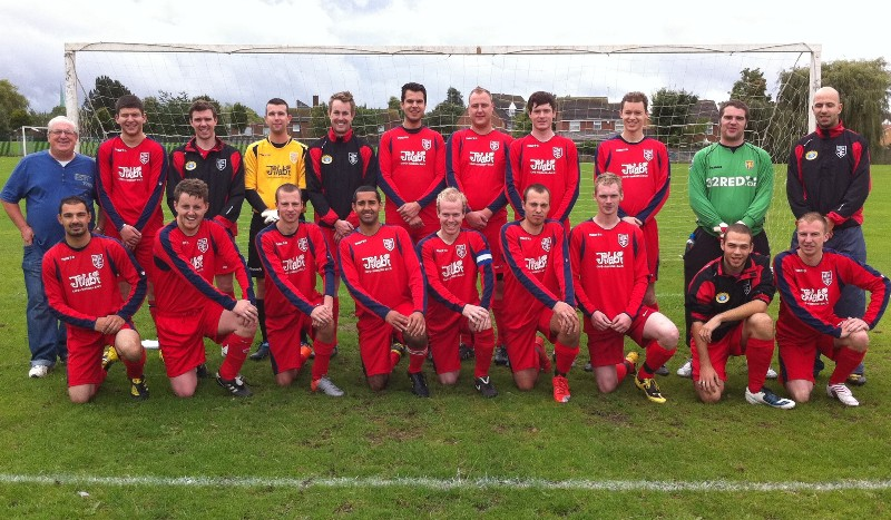 Cup Finalists Sheldon Community Church Squad + Route To The Final
